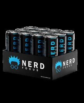 NERD ENERGY BLUE 12OZ 12CT