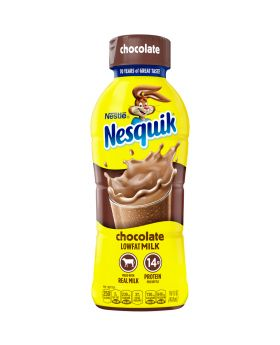 NESQUIK CHOCOLATE 14OZ 12CT