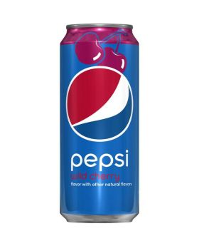 16 OZ PEPSI CHERRY CANS 12 CT