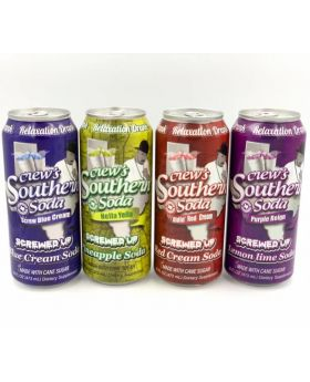 SCREW'S SODA PURPLE REIGN 12CT