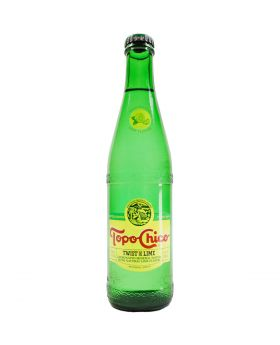 TOPO CHICO 12OZ LIME 24/30CT