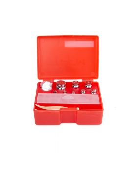 CALIBRATION WEIGHT KIT RED 16PC