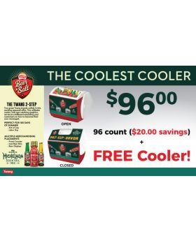 TWANG COOLER DISPLAY 96 PCS
