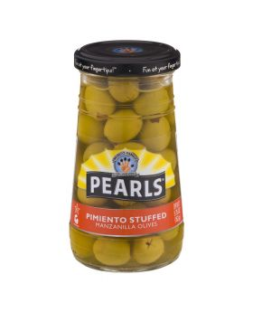 PEARLS OLIVES STUFFED 5.75oz12CT