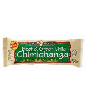 DM CHIMICHANGA BF,GR CHILE 5OZ12